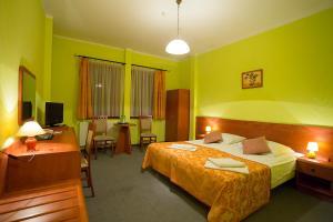 Hotel-Restauracja Spichlerz, Szállodák  Stargard - big - 68