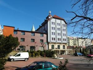Hotel-Restauracja Spichlerz, Szállodák  Stargard - big - 60
