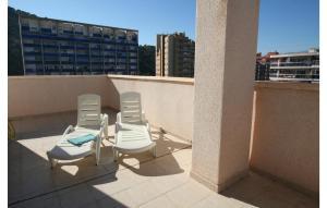 Beautiful apartment in La Vila Joiosa w Outdoor swimming pool Outdoor swimming pool and 2 Bedrooms