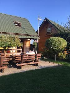 Domki drewniane Bliźniak