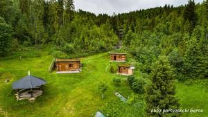 Obóz partyzancki Gorce
