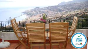 Apartamento Charmoso no Funchal, com grande Jardim e Vista Esplêndida Funchal