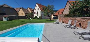 Location gîte, chambres d'hotes La Maison d'Emilie dans le département Haut Rhin 68