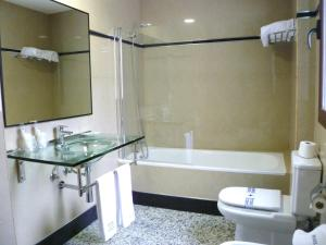 Hotel de Los Faroles, Hotely  Córdoba - big - 9
