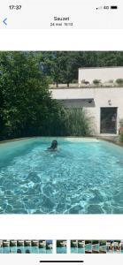 Accommodation in Sauzet