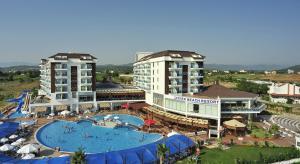 Курортный отель Cenger Beach Resort Spa, Кызылот