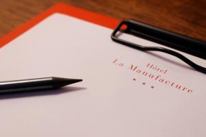 La Manufacture, Hotely  Paříž - big - 59