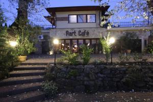 Part Cafe Panzió - Budapest