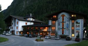 Hotel Kärntnerhof, Hotely  Heiligenblut - big - 31