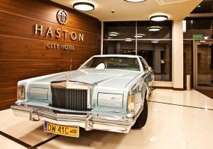 Haston City Hotel, Вроцлав
