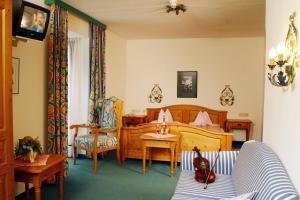 Hotel Kärntnerhof, Hotely  Heiligenblut - big - 19