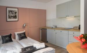 Apartamenty Gdańsk EU Zajezdnia