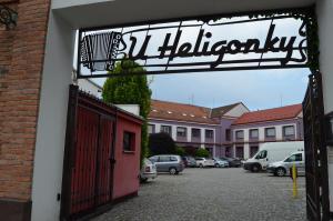 U Heligonky - Hotel - Brno