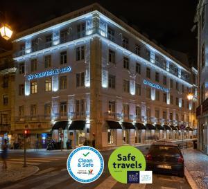 My Story Hotel Tejo, 1100-159 Lissabon