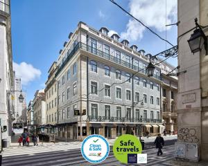My Story Hotel Ouro, 1100-063 Lissabon