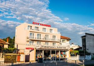 City hotel yambol, Hotel  Yambol - big - 63
