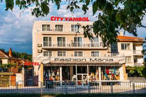 City hotel yambol, Hotel  Yambol - big - 61