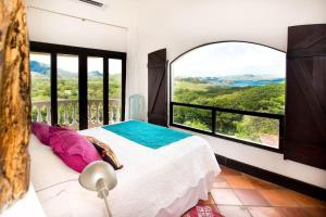 Great Designed Ocean and Mountain view Condo Tres Vista, Dovolenkové domy  Playa Flamingo - big - 3