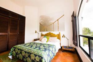 Great Designed Ocean and Mountain view Condo Tres Vista, Dovolenkové domy  Playa Flamingo - big - 9