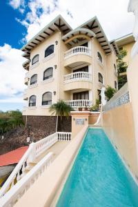 Great Designed Ocean and Mountain view Condo Tres Vista, Dovolenkové domy  Playa Flamingo - big - 19