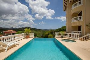 Great Designed Ocean and Mountain view Condo Tres Vista, Dovolenkové domy  Playa Flamingo - big - 20