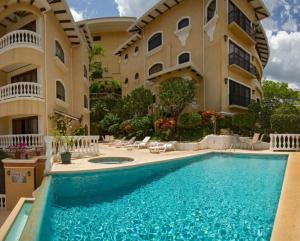 Great Designed Ocean and Mountain view Condo Tres Vista, Dovolenkové domy  Playa Flamingo - big - 21