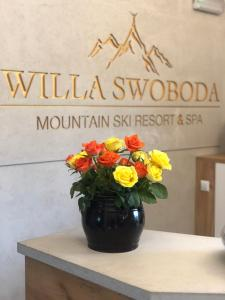 Willa Swoboda Garden Spa