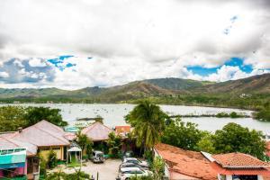 Great Designed Ocean and Mountain view Condo Tres Vista, Dovolenkové domy  Playa Flamingo - big - 22