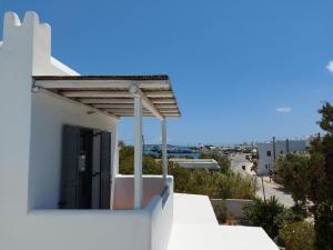 Villa Del Mar Antiparos Greece