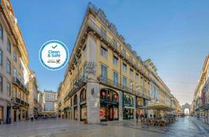 Hotel Duas Nações, 1100-618 Lissabon