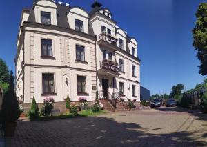 Отель Вилла Ле Гранд, Борисполь