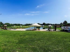 Lary Camping Farm Domki Dabrowka