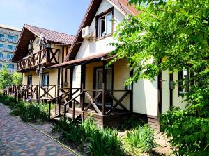 Отель Салют, Коблево