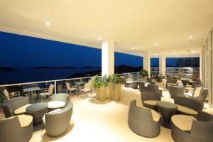 Amfora Hvar Grand Beach Resort, Отели  Хвар - big - 54