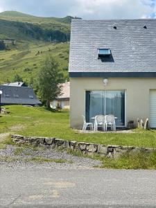 Chalet de montagne au pied des pistes station Val Louron - Hotel