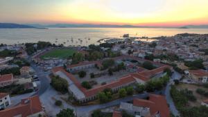 Pistakion Houses Aegina Greece