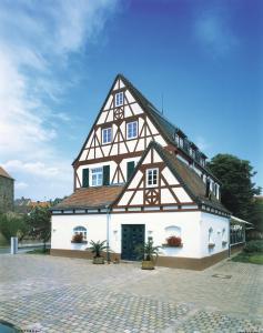 Landhotel Altes Wasserwerk - Großkarlbach