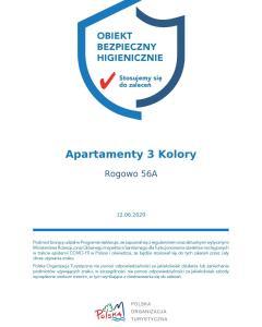 Apartamenty 3 Kolory