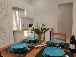 Cicha Przystań Apartamenty Wyspa Solna