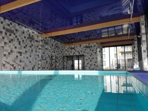 Apartament Pięć Mórz BasenSPA