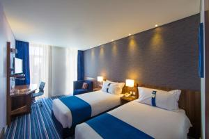 Holiday Inn Express Lisboa - Av. Liberdade, Hotely  Lisabon - big - 39