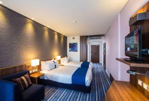 Holiday Inn Express Lisboa - Av. Liberdade, Hotely  Lisabon - big - 24