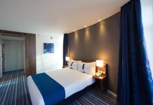 Holiday Inn Express Lisboa - Av. Liberdade, Hotely  Lisabon - big - 36