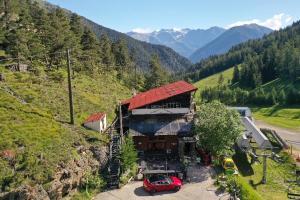 Hôtel Green Ecolodge - Hotel - La Colmiane