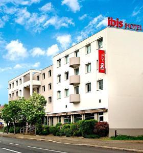 ibis Strasbourg Aéroport Le Zénith - Hotel - Lingolsheim