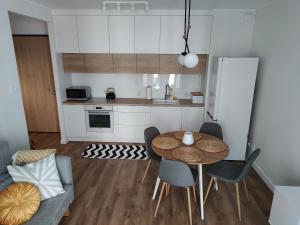 Apartament Zajezdnia Wrzeszcz blisko plaży