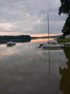 Domek na jeziorem