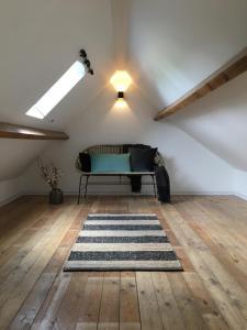a secret room