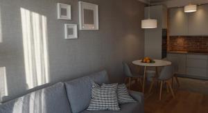 Apartament w sercu Gdańska