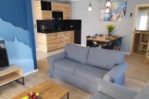 Komfortowy apartament z prywatną sauną